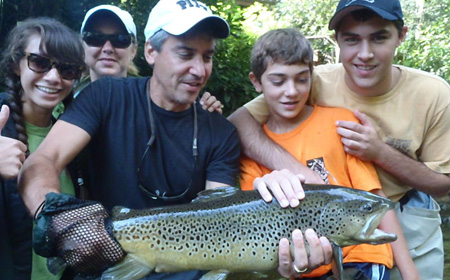 Boone NC Fly Fishing Guide