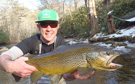 NC Fly Fishing Guide